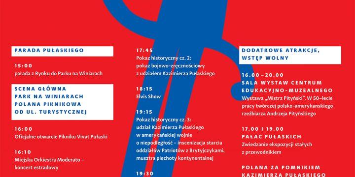 Vivat Pułaski 2017