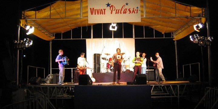 Galeria z Vivat Pułaski 2006