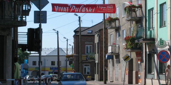 Galeria z Vivat Pułaski 2005